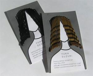 stylist buisness card