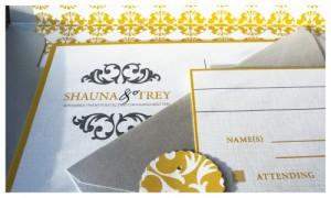 custom wedding monogram, custom wedding stationery, dallas