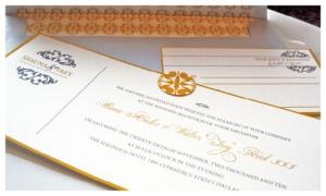 wedding stationer suite, wedding custom invitations