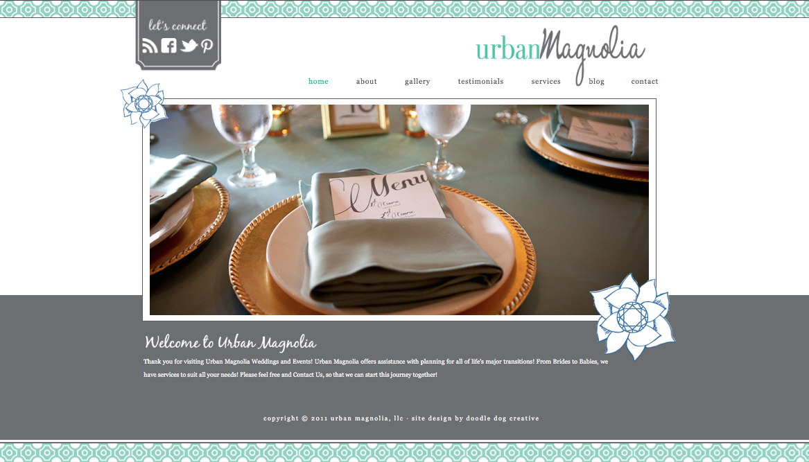 Introducing dallas event planner urban magnolia and Planner websites