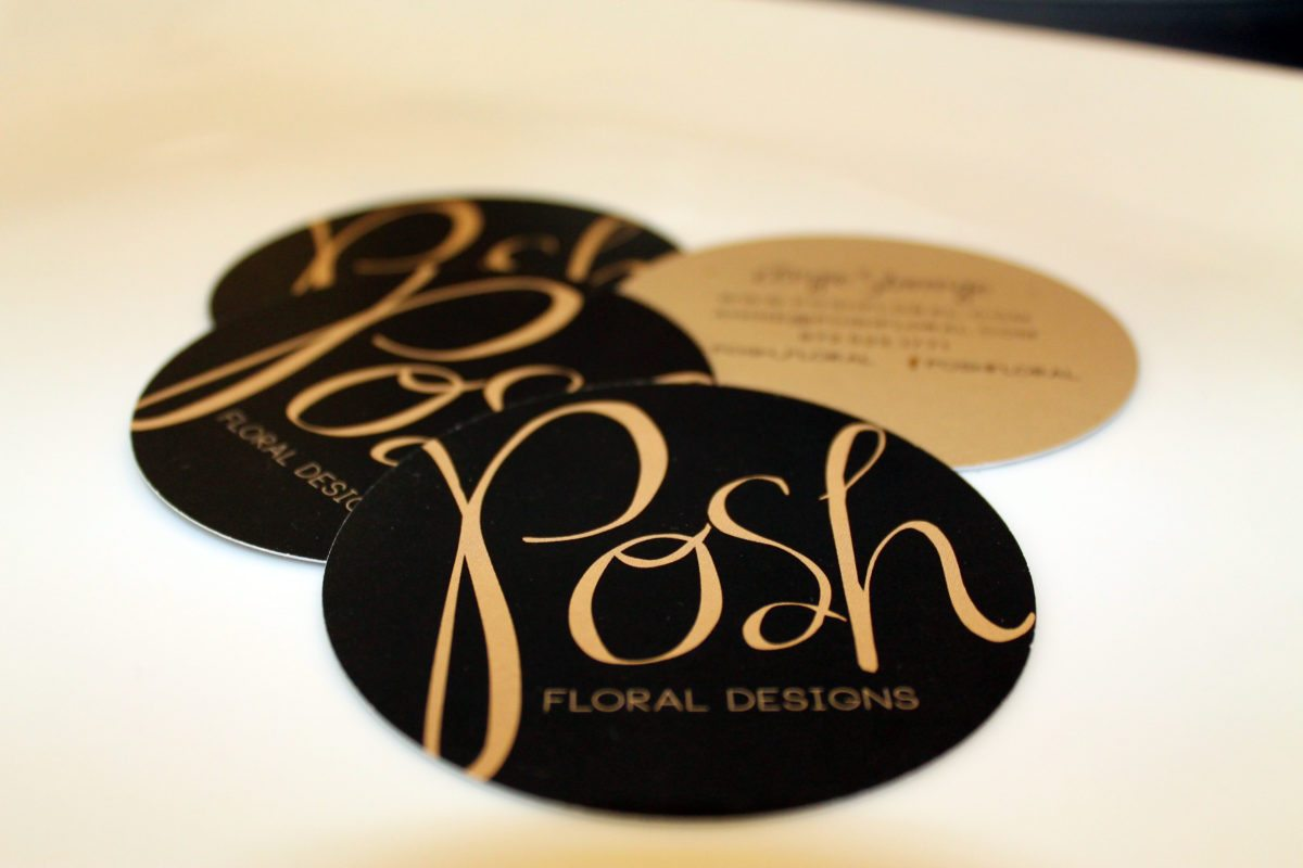 Posh Floral s a new Brand Identity and Website Doodle Dog