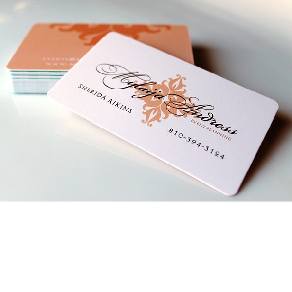 Examples Of Fashion Design Business Cards