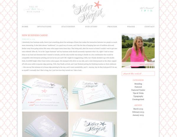 how to start a custom stationery wedding stationery business