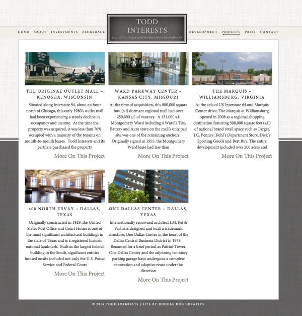 real estate dallas, real estate web design, web design dallas, web design, brokerage dallas,