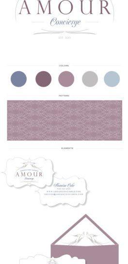 custom branding, custom brand elements, custom stationery