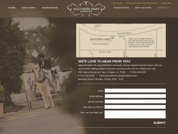 responsive website design for wedding venue, wedding venue logo design, wedding venue website, brand, identity