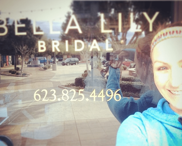 091b445e162 Introducing Bella Lily Bridal Boutique in Glendale