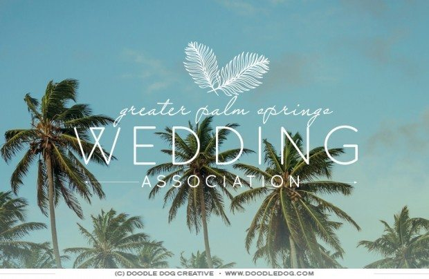 travel_company_logo, palm springs logo, graphic designer wedding industry