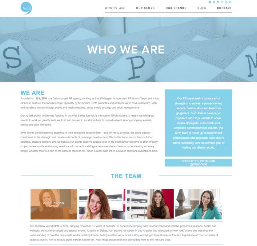 ultimate dallas website