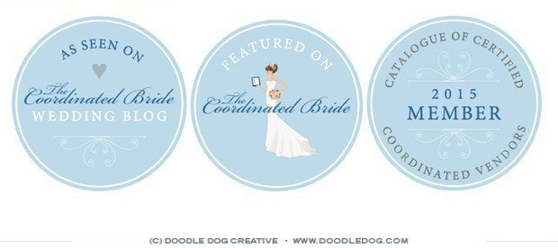 professional wedding business website design
