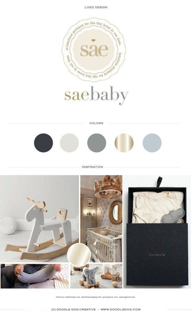 luxury_baby_brand, design, logo, badge, seal