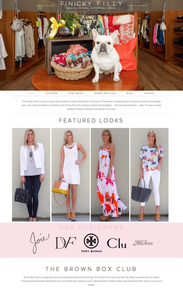 womens boutique brand