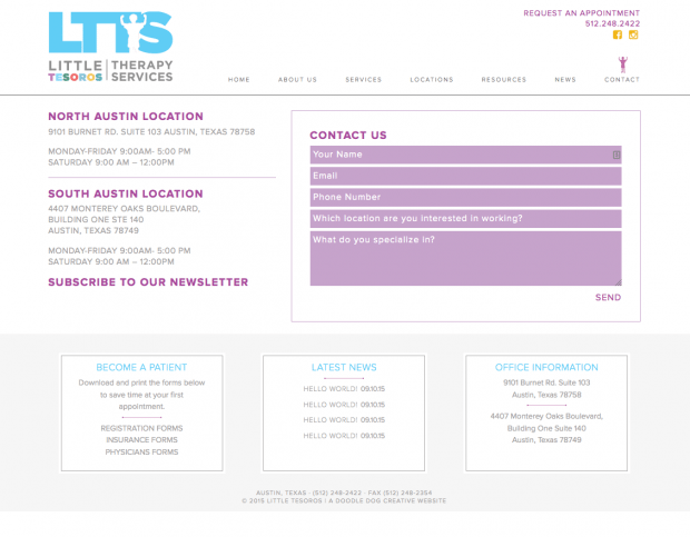 Doctors_office_website_design