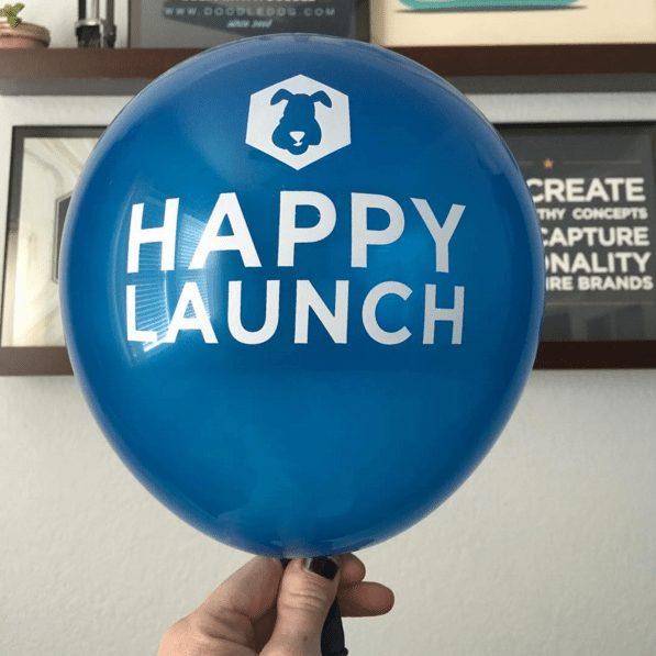 launch doodle dog