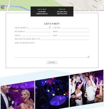 dallas webdesign agency