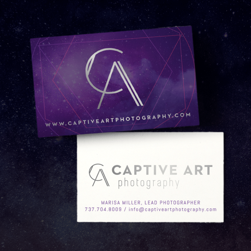 Unique Branding Captive Art Photography | Doodle Dog
