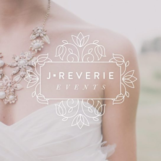 Wedding Industry Branding and Web Design | J. Reverie Events
