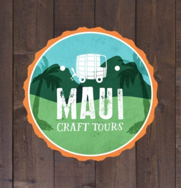 Small Business Branding for Maui Craft Tours | Doodle Dog Creative