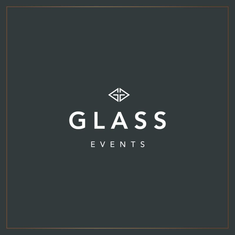 Branding for Creative Business | Glass Events, by Doodle Dog