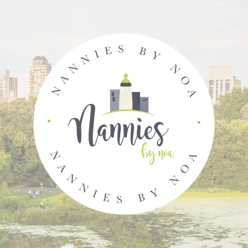 Branding and Web Design for Nannies by Noa | Doodle Dog Creative