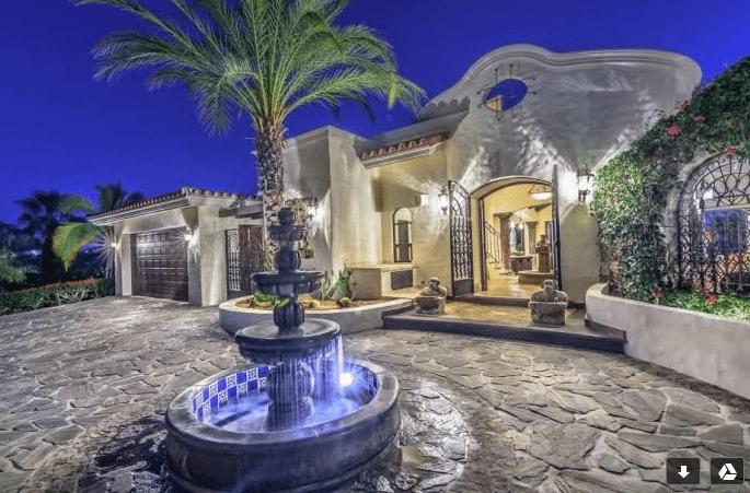 Cabo's Casa Reino Design