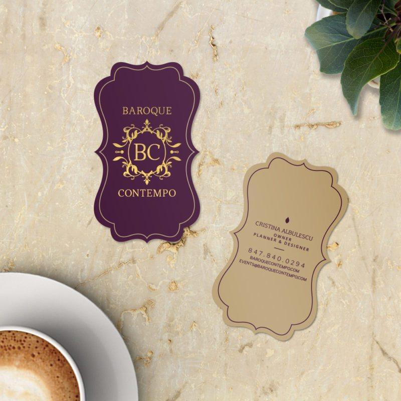 Brand Design for Event Planner - Dallas