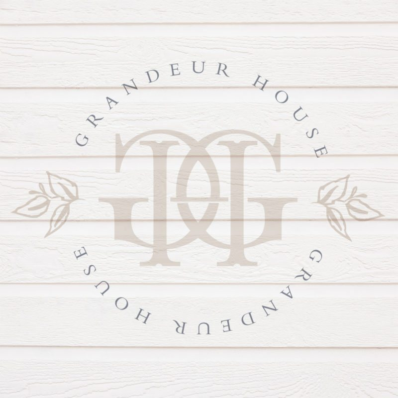 Dallas wedding venue logo design