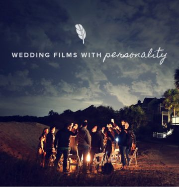 videographer website design