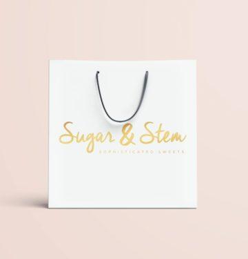 feminine brand packaging