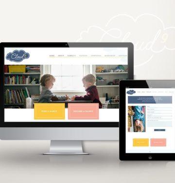 wordpress website design, creative web designer, austin, texas