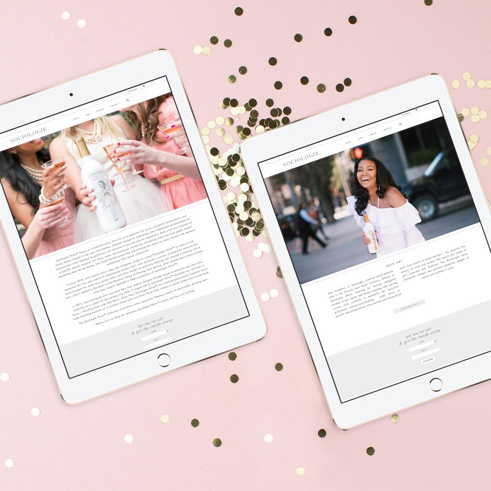 wine-website-design