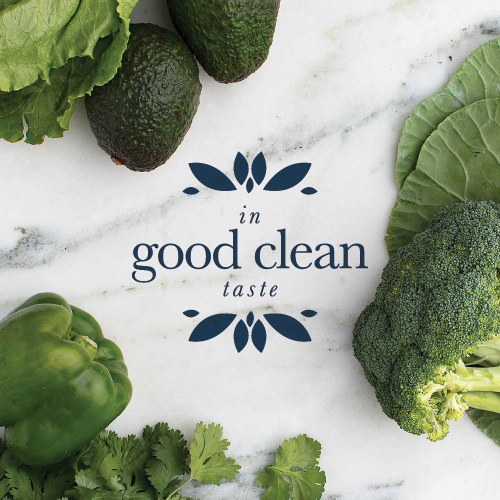 food blogger brand design