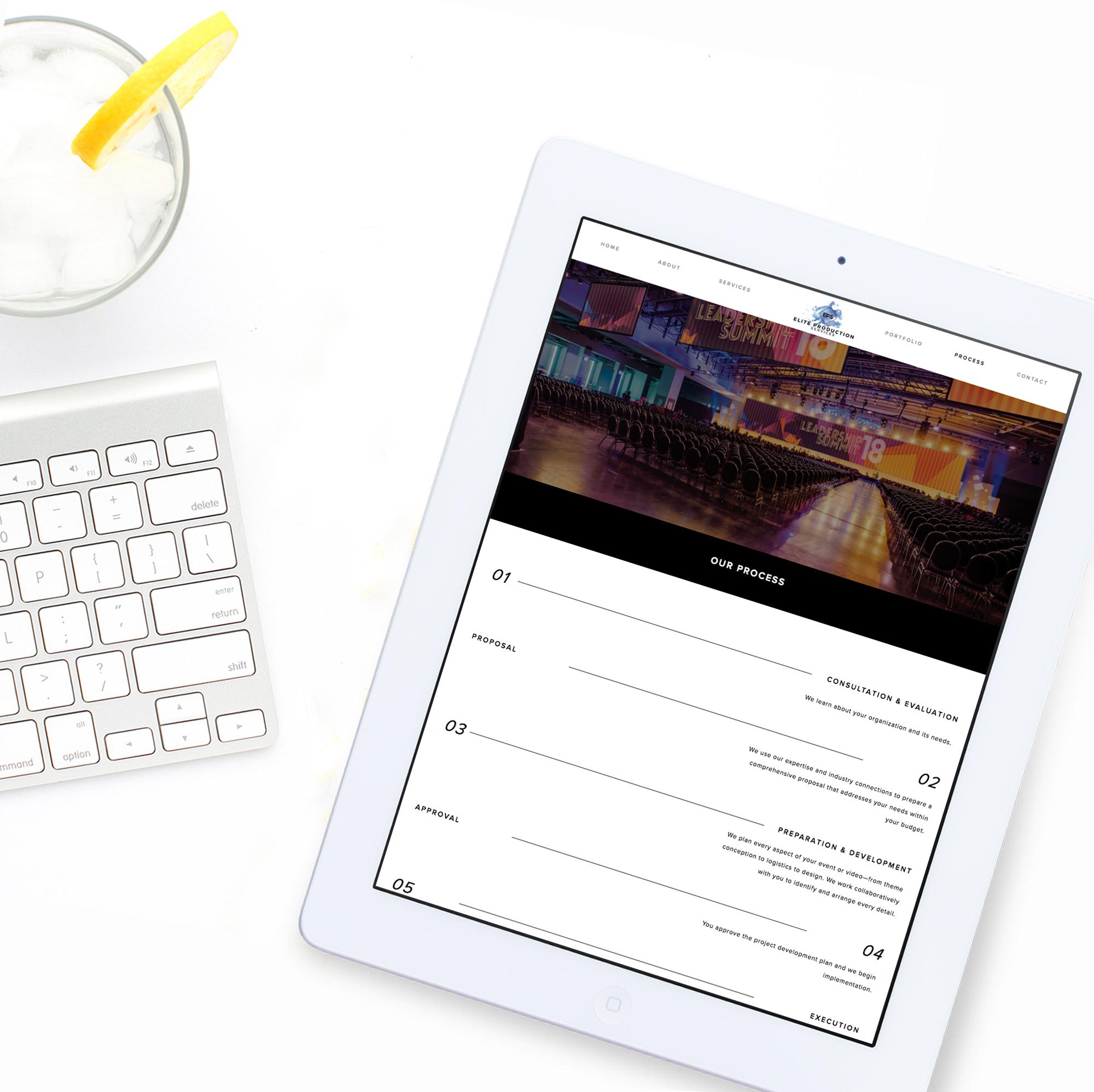 austin wordpress website designer
