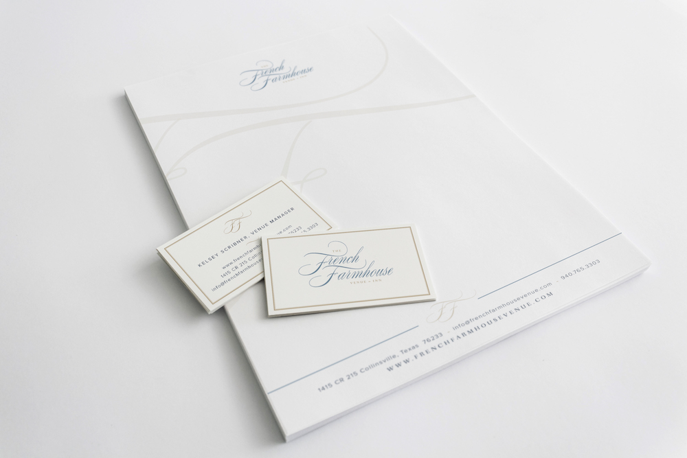 wedding venue brand