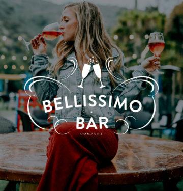 Bellissimo Mobile Bar
