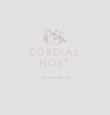 wedding planner logo design