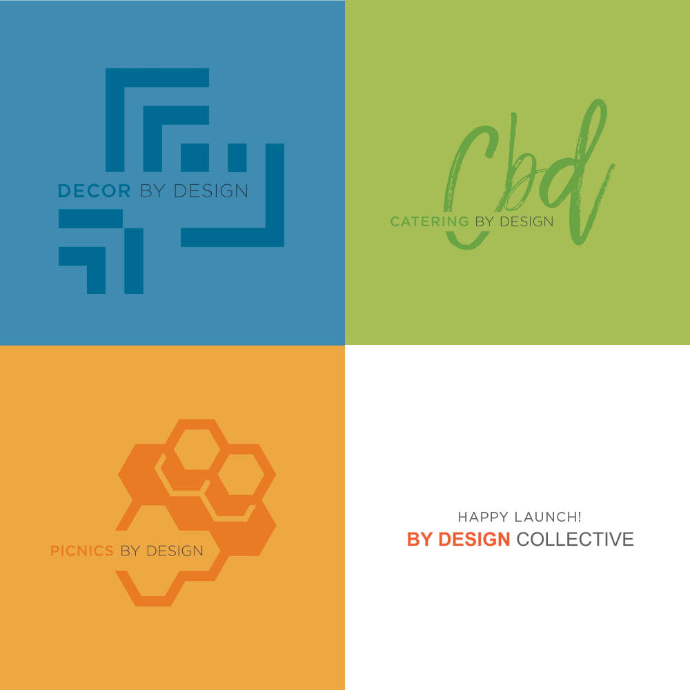 By Design Collective Website Launch