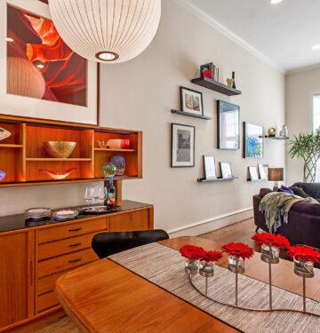 Dallas Modern Interior Designer website
