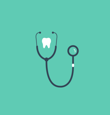 medical dental logo design
