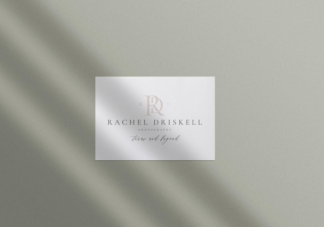 Photographer Brand Design Website Design