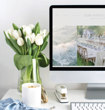 Event Rentals Company Website with RW Elephant Wordpress